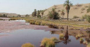 معرفی چشمه کلپورگو جاذبه گردشگری جازموریان