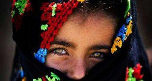 حجاب زن بلوچ پوشش دختران بلوچ