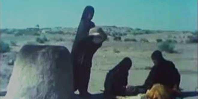 ابراهیم مختاری در دلگان مستند نان بلوچی