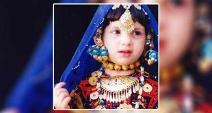 دختر بچه زیبا خرید طلای فراوان در عروسی مردم بلوچ و رودبارزمین