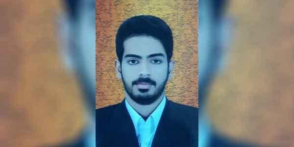Photo of یوسف بامری دانشجوی کارشناسی رشته الهیات دانشگاه فرهنگیان