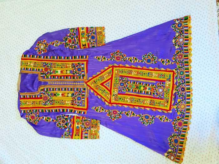 عکس لباس سنتی