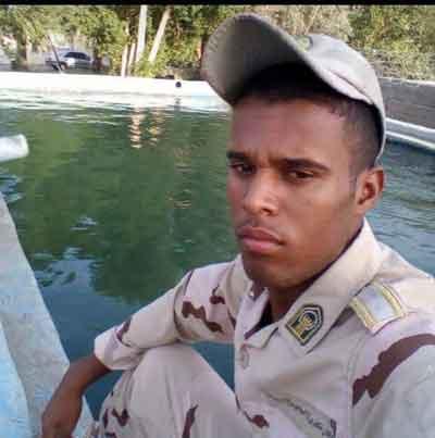 شهادت سرباز وظیفه به علت چپ شدن ماشین نیروی انتظامی