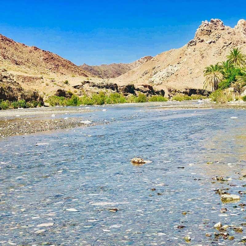 عکس رودخانه رمشک
