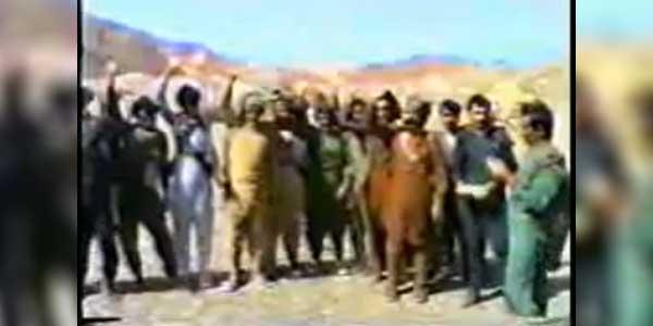 Photo of فیلم تسلیم شدن اشرار در جنوب کرمان و سیستان و بلوچستان در مقابل سردار سلیمانی
