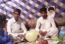 Photo of روستای چاه بید زهکلوت از نگاه دوربین کاظم قنبری مستند ساز جوان جنوب کرمان